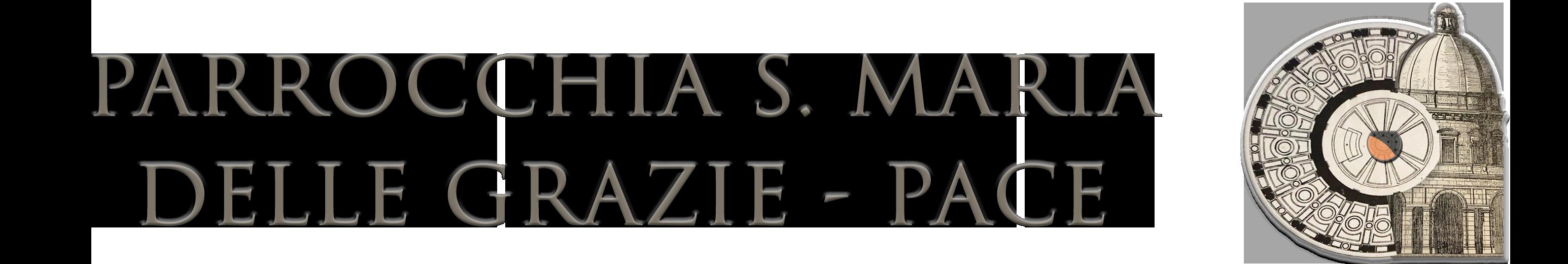 Logo for Parrocchia S. Maria delle Grazie - Pace